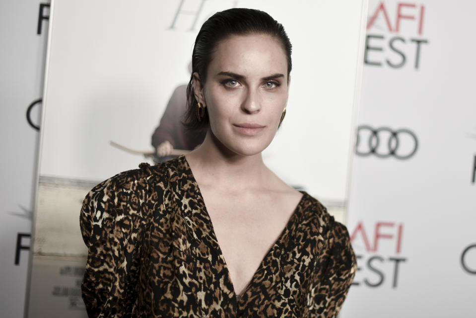 Tallulah Willis attends 2019 AFI Fest -