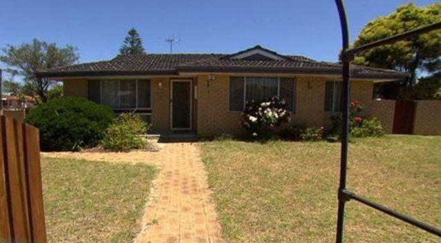 This Perth property is only available to vegans or vegetarians. Source: Today Tonight
