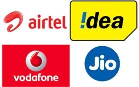 Jio subscribed most, VodaIdea customer base drops by 3.63 crore in November