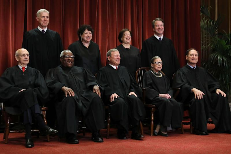 Supreme Court Leaks Don't Lead Anywhere Good