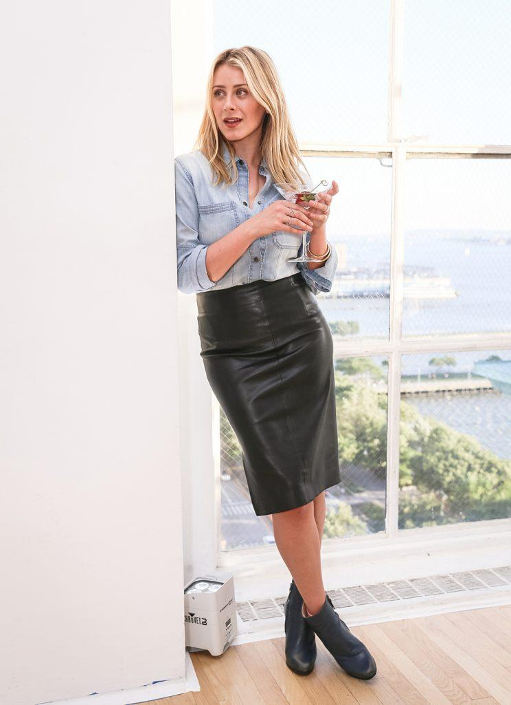 Lo Bosworth has launched a line for taking care of your privates. (Photo: Charles Roussel/BFA/REX/Shutterstock)