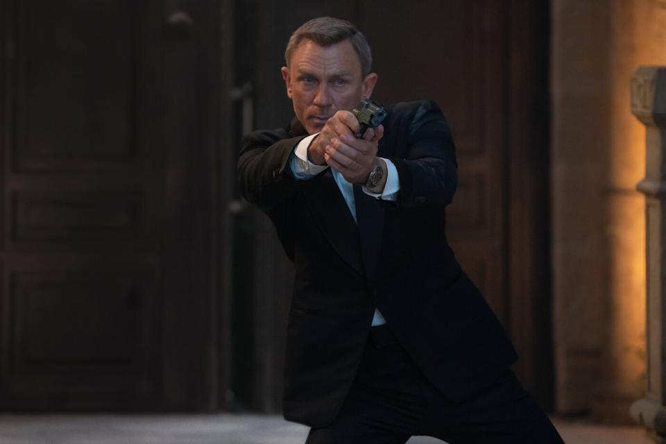 No Time To Die hits UK cinemas on 30 September (MGM/Universal Pictures/EON)