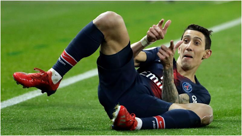 Paris Saint-Germain 3 Marseille 1  Di Maria produces a Classique performance 61eeb9f49