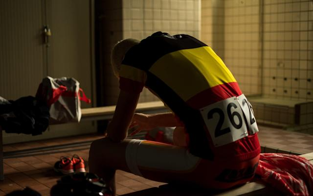 Coureur is fundamentally a film about why sportspeople do what they do