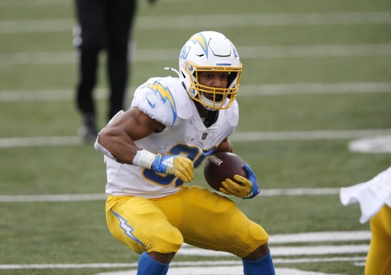 Report: Chargers RB Ekeler could miss multiple weeks