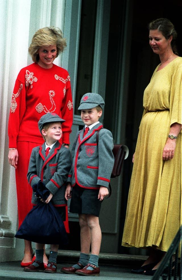 Royalty – Prince Harry at Wetherby School – Notting Hill, London