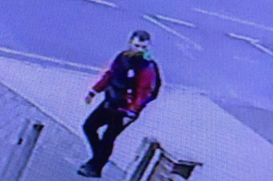 <p>The Met Police appeal for man in Ilford</p> (The Met Police)