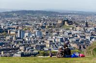 """<p>Its labyrinth of cobbled alleys, gothic buildings and scenic hills which wind their way past quaint coffee shops, traditional boutiques and street performers - Scotland's capital is a joy with whoever you visit but it makes for a fantastic <a href=""""https://www.prima.co.uk/travel/g34772208/city-breaks-with-kids/"""" rel=""""nofollow noopener"""" target=""""_blank"""" data-ylk=""""slk:city break with kids"""" class=""""link rapid-noclick-resp"""">city break with kids</a>, too.</p><p>Its tasting rooms filled to the rafters with whisky and history-steeped neoclassical architecture might have you believing that the city is an adult's playground, but don't be fooled, Edinburgh with kids is just as - if not more - magical. </p><p>You can spend the morning rambling through the medieval tangle of the Old Town's streets, heading towards Edinburgh Castle, where reenactments and children's activities are on offer, before burning off energy in the variety of open green spaces after lunch. </p><p>And in the afternoon, why not climb the 287 steps of the the Scott Monument or head out on a boat tour that promises animal-loving youngsters the chance to spot dolphins, porpoises and even whales.</p><p>In short, exploring Edinburgh with kids is far from a chore, with a myriad opportunities for learning, playing and enjoying new experiences together. </p><h2 class=""""body-h2"""">Where to stay when visiting Edinburgh with kids</h2><p>First up, you'll need somewhere to stay, and so we've also picked out our top three family-friendly hotels around Scotland's capital that will welcome you back with open arms after a day of trekking up and down the hills. </p><p>If you're planning to treat the family to a staycation in style, then the stately <a href=""""https://go.redirectingat.com?id=127X1599956&url=https%3A%2F%2Fwww.booking.com%2Fhotel%2Fgb%2Fthe-balmoral-edinburgh.en-gb.html%3Faid%3D2070936%26label%3Dprima-edinburgh-kids&sref=https%3A%2F%2Fwww.prima.co.uk%2Ftravel%2Fg34809522%2Fedinburgh-with-kids%2F"""" rel=""""nofollow noo"""