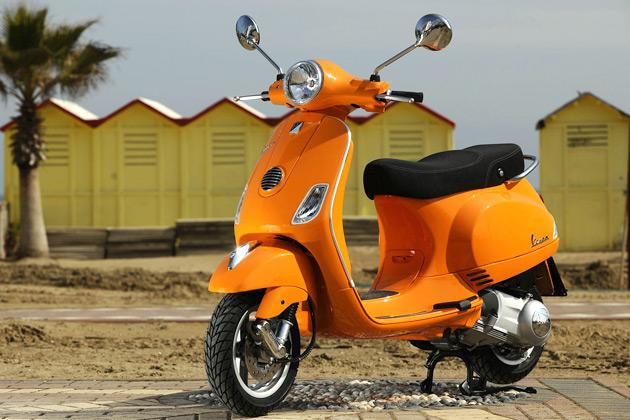 Piaggio's iconic Vespa returns to India