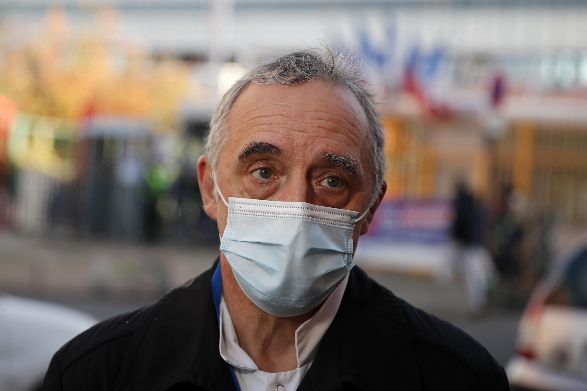 Amid virus surge, Paris hospitals begin to see signs of hope