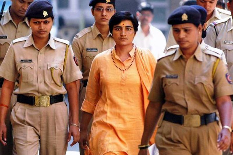 Pragya Thakur Sought Votes in Army's Name, Alleges Congress in Complaint to EC