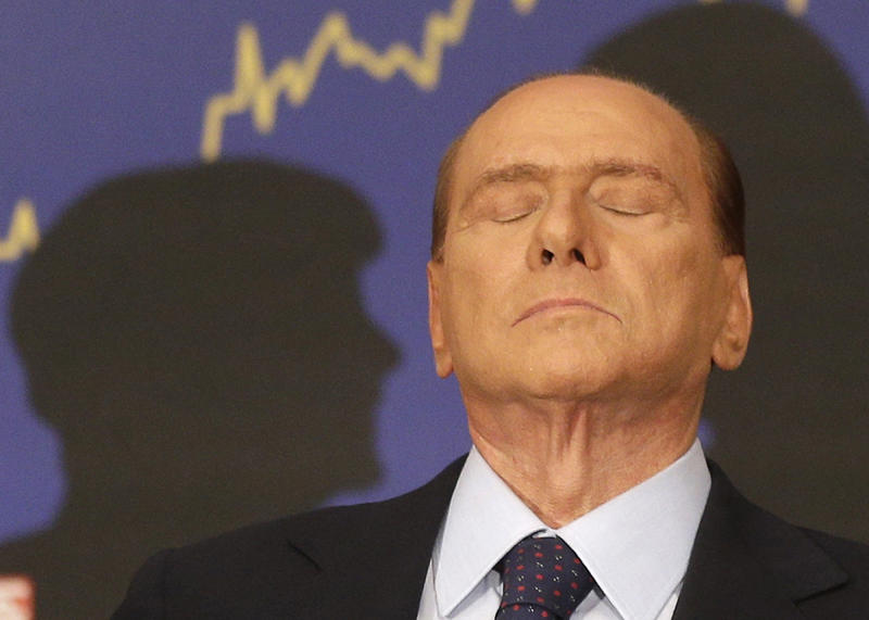 Silvio Berlusconi convicted in Italy of tax fraud