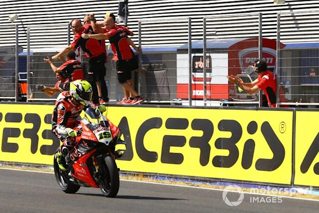 "8. Álvaro Bautista (WorldSBK) <span class=""copyright"">Gold and Goose / Motorsport Images</span>"