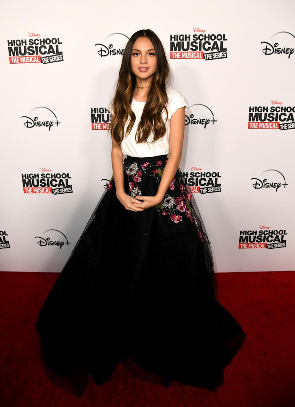 """<h1 class=""""title"""">Premiere Of Disney+'s """"High School Musical: The Musical: The Series"""" - Red Carpet</h1><cite class=""""credit"""">Kevin Winter/Getty Images</cite>"""