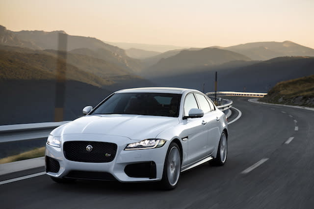 Jaguar drivers overtake BMW owners are Britain's worst motorists