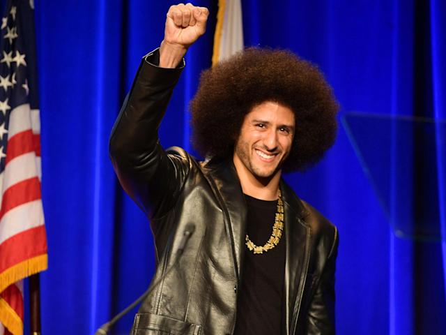 "<p>The recipient of SI's 2017 Muhammad Ali Legacy Award and one of the first NFL players to protest the national anthem, Kaepernick has devoted both his energy and his money to the causes he cares about. In '16, took the Million Dollar Pledge, a promise to donate $1 million to organizations dedicated to serving ""oppressed"" people and communities. He's continued to donate in increments to different organizations, ranging from Home2Heart, which helps provide beds and furniture to single mothers in Atlanta, to Coalition for the Homeless in New York. His website indicates that he has donated $900K of that $1M pledge so ar. </p>"