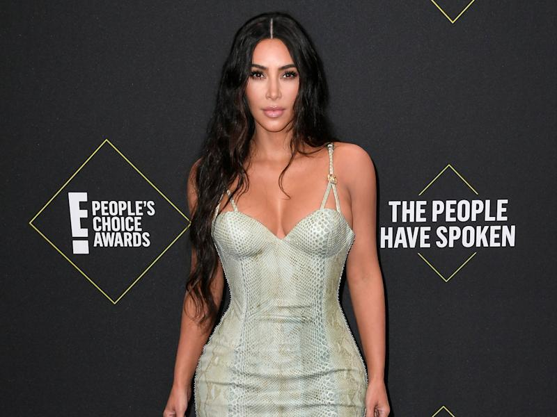 Kim Kardashian will freeze social media accounts in protest (Getty Images)