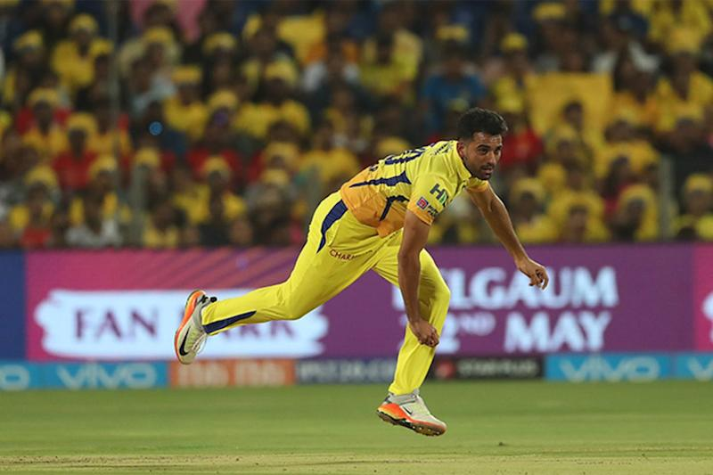 Deepak Chahar Says Postponement of IPL Has Allowed Him to Recover from Injury