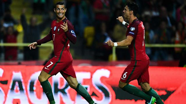 Cristiano Ronaldo has nine goals in five World Cup qualifiers and 70 overall for Portugal - but he says results are all that matter.