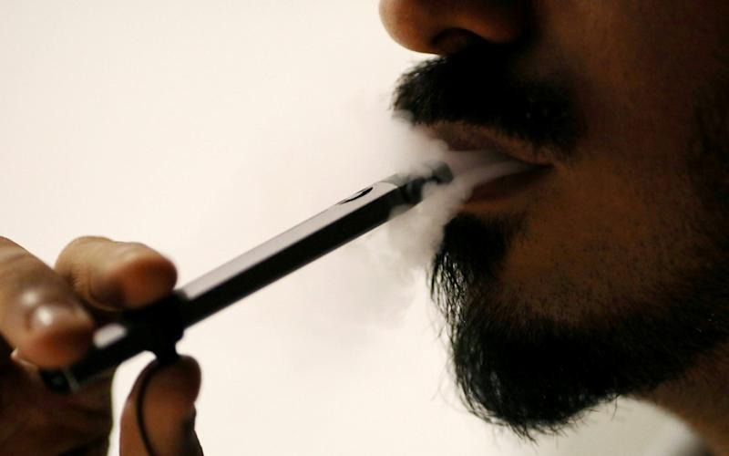 The health ministry has argued a ban is needed to ensure e-cigarettes don't become an