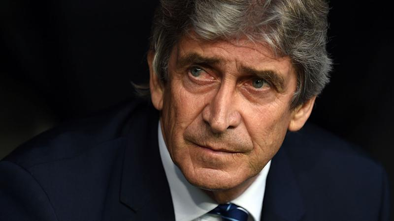 Pellegrini hopes to give City title boost as West Ham host Liverpool