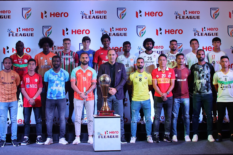 Fate of I-League Hangs in Balance, Decision to be Taken after Completion of 21-day Lockdown