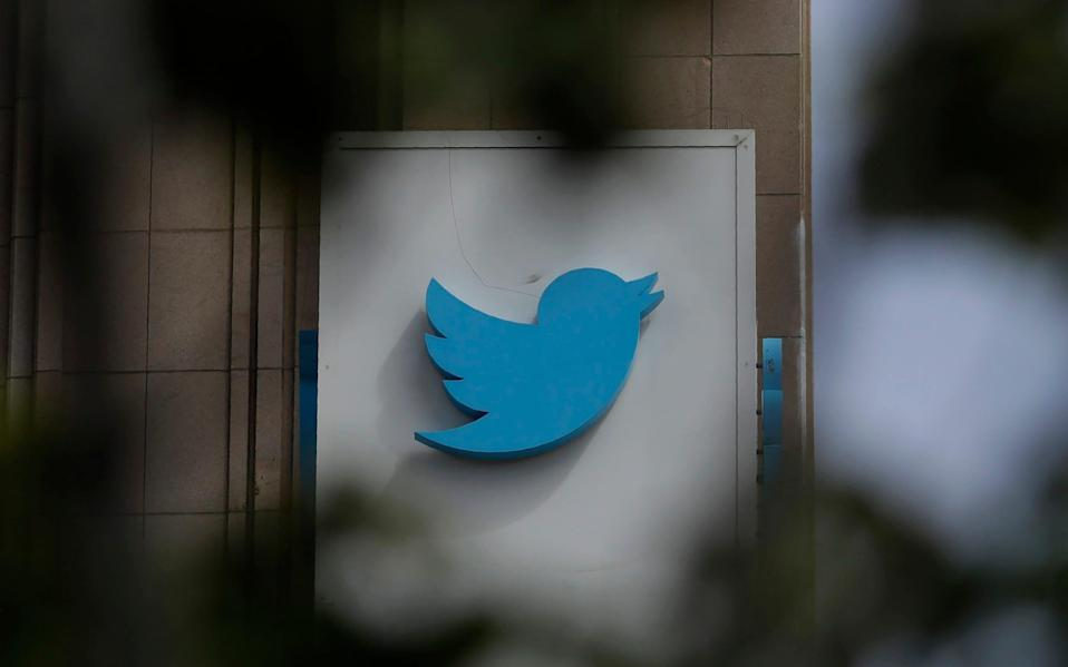 """Advertisers were able to target users on Twitter based on specific keywords they would use such as """"transphobic"""" and """"white supremacists"""".  - AP"""