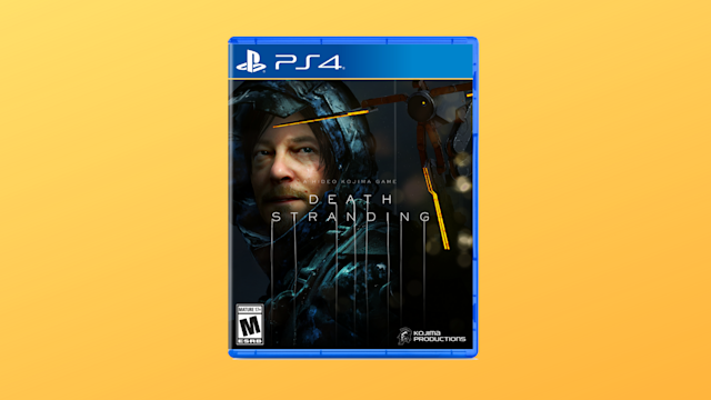 Directed and designed by Hideo Kojima. (Photo: Walmart)