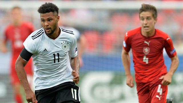 Serge Gnabry Germany U-21