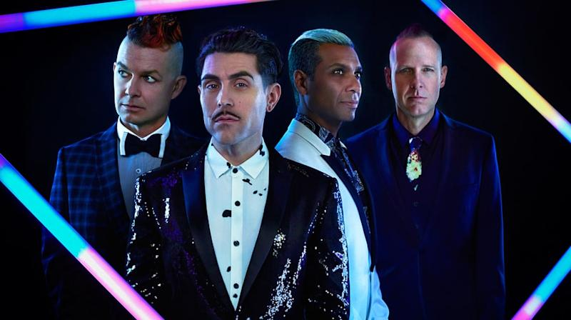 Hear No Doubt-AFI Supergroup Dreamcar's Frenetic New Song 'Born to Lie'