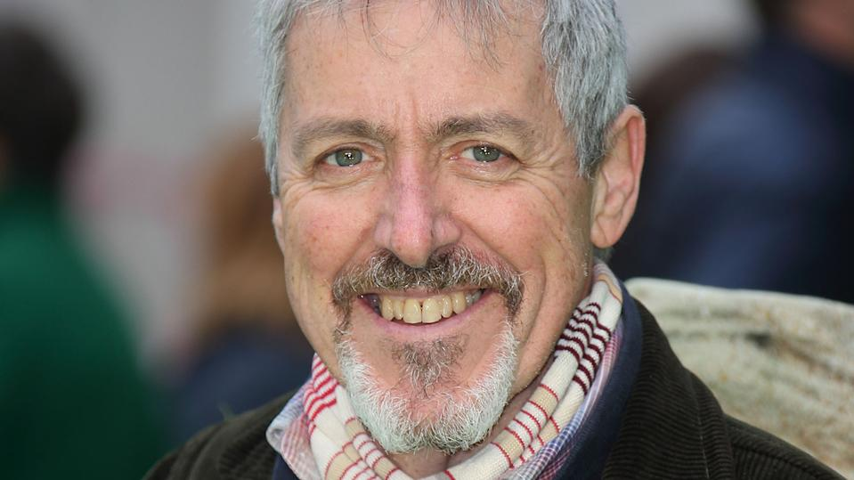 Griff Rhys Jones revealed on White Wine Question Time how he had to go to Lord Sugar and ask for money! (Image: Getty Images)