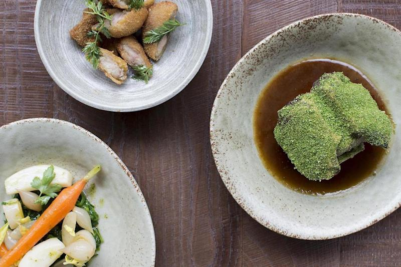 Traditional touch: Picture, Marylebone are offering a high-end take on traditional Irish dishes