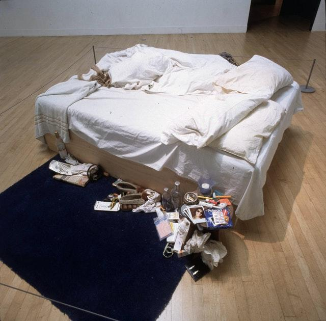 My Bed returns to the Tate