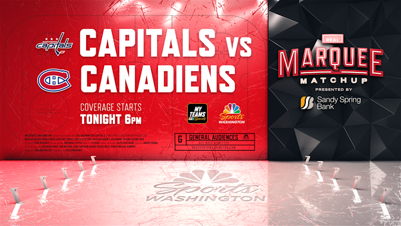 Rode Design Bank.Capitals Vs Canadiens Time Tv Channel Live Stream How To Watch