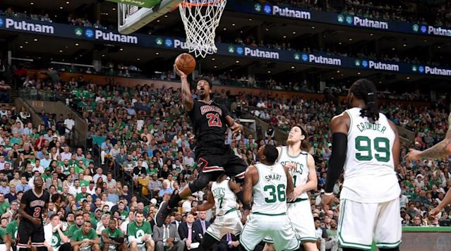 NBA Playoffs: Bulls expose Celtics' weaknesses in Game 1