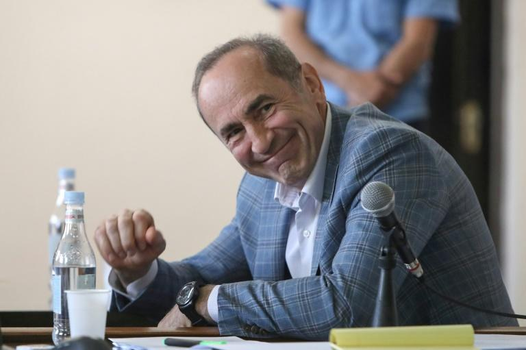 Pashinyan's rival Robert Kocharyan, who led Armenia between 1998 and 2008 and counts Russian leader Vladimir Putin among his friends, claims to have handled the economy better than the current leadership
