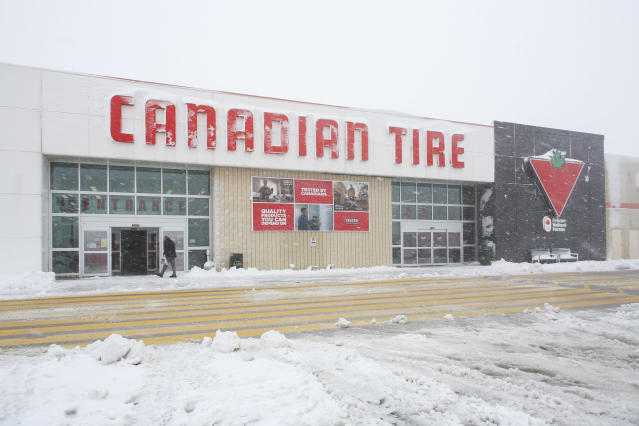 """For the second year in a row, Canadian Tire topped the list of companies searched by <em>Yahoo Finance Canada</em> readers. The company had a relatively quiet year until December, when it was the target of a short call by U.S. firm Spruce Point Capital Management. Canadian Tire said Spruce Point's report contained """"<a href=""""https://ca.finance.yahoo.com/news/canadian-tire-corporation-responds-report-233700362.html"""" data-ylk=""""slk:numerous inaccuracies;outcm:mb_qualified_link;_E:mb_qualified_link;ct:story;"""" class=""""link rapid-noclick-resp yahoo-link"""">numerous inaccuracies</a>."""""""
