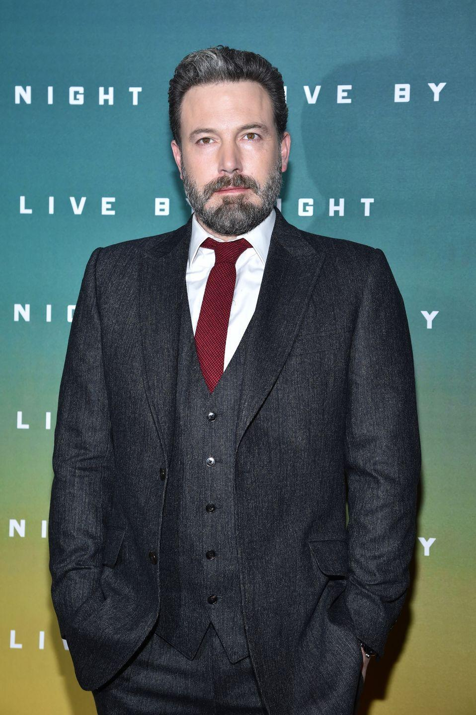 """<p>In a TimesTalk interview Affleck <a href=""""http://www.harpersbazaar.com/celebrity/latest/news/a19408/ben-affleck-talks-gigli-jennifer-lopez/"""" rel=""""nofollow noopener"""" target=""""_blank"""" data-ylk=""""slk:revealed"""" class=""""link rapid-noclick-resp"""">revealed</a>, """"It could have been a bad movie no one cared about. Angelina Jolie had a bad movie that year and no one cared. But it was because I was dating Jennifer Lopez that made it a big f*cking deal. So not only was it just a bad movie, but 'they dated each other.'""""</p>"""