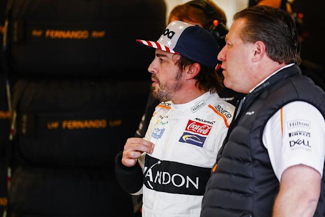 F1 form key to timing of McLaren IndyCar entry