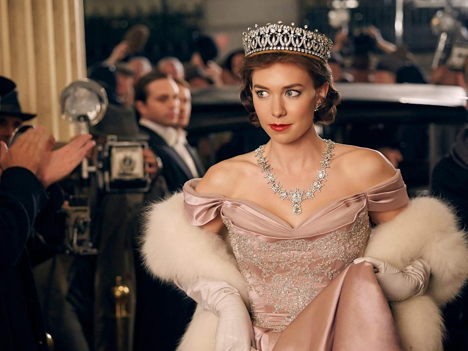 margaret vanessa kirby the crown