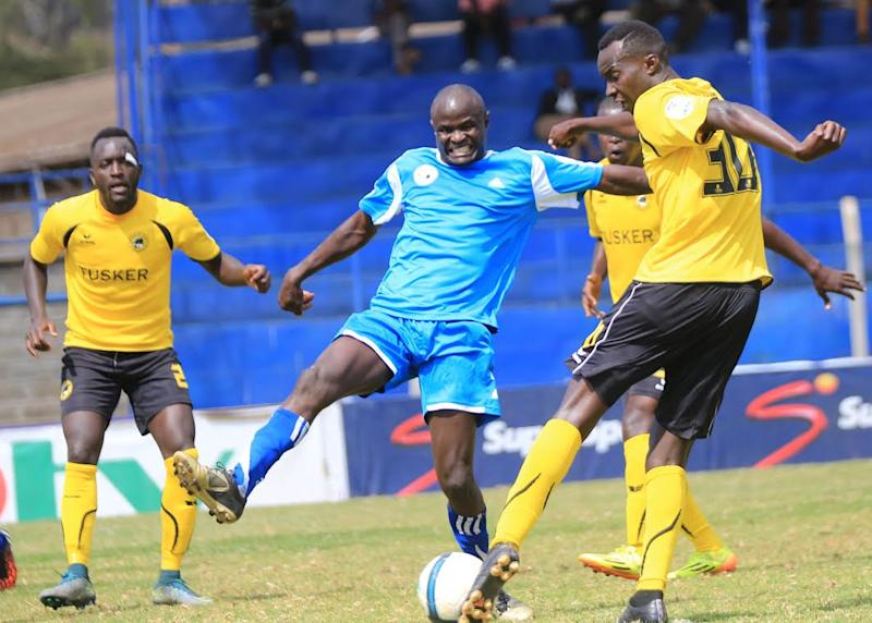 Bandari defender admits Gor Mahia supremacy