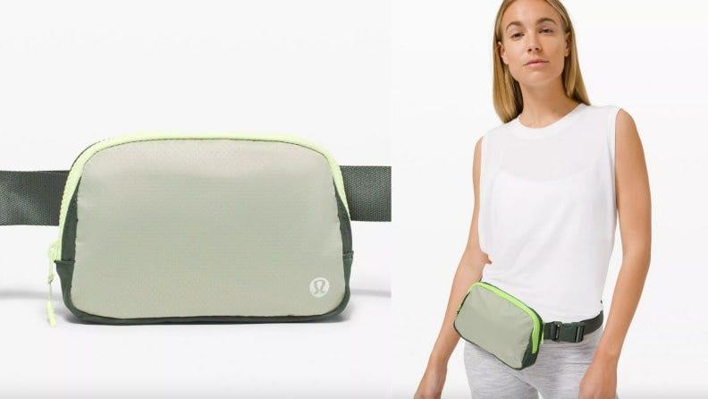 The typical fanny pack just got a major upgrade.