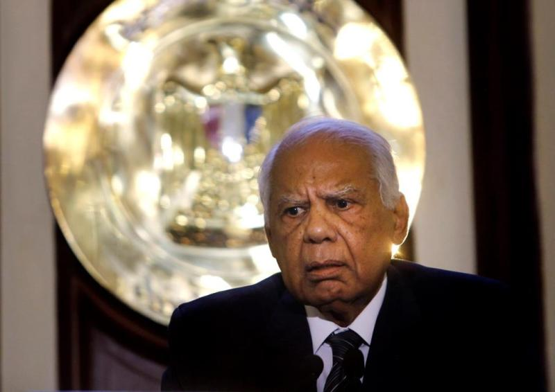 Egypt's ex-PM faces torture allegation in American's lawsuit