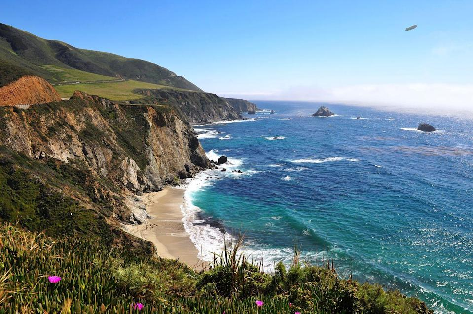 <p>Known to most as simply Carmel, this town features a rocky coastline and beautiful beaches. There is shopping and surfing to be had, but it's especially famous for its thriving art culture.</p>