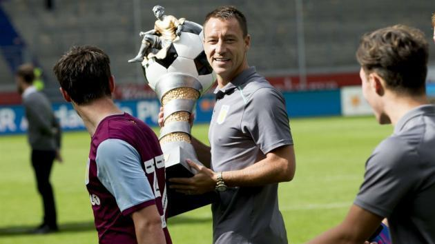 Belotti scores in Torino win, Terry lifts bizarre Cup of Traditions