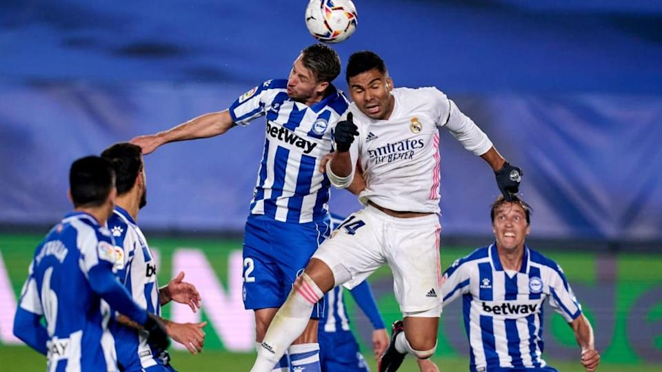 Real Madrid v Deportivo Alaves - La Liga Santander | Quality Sport Images/Getty Images