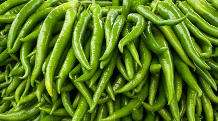 green chilli, green chilli benefits, indianexpress.com, indianexpress, green chilli fibre, diabetes, blood sugar, insulin, spices, herbs green chilli, antioxidants, cardiovascular health, heart health