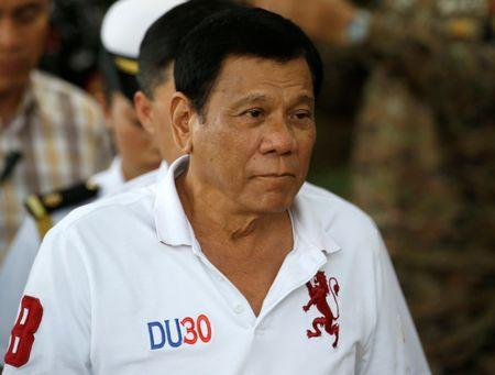 Philippines' Duterte to scrap future war games with US