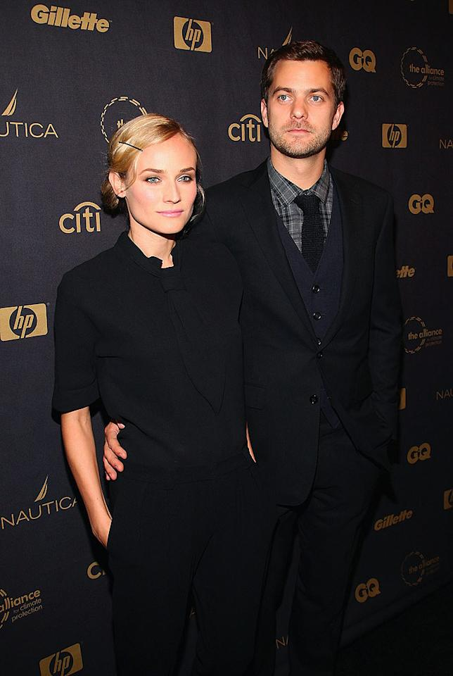 "Diane Kruger and Joshua Jackson are undoubtedly one of Hollywood's hottest couples! Theo Wargo/<a href=""http://www.wireimage.com"" target=""new"">WireImage.com</a> - October 15, 2008"