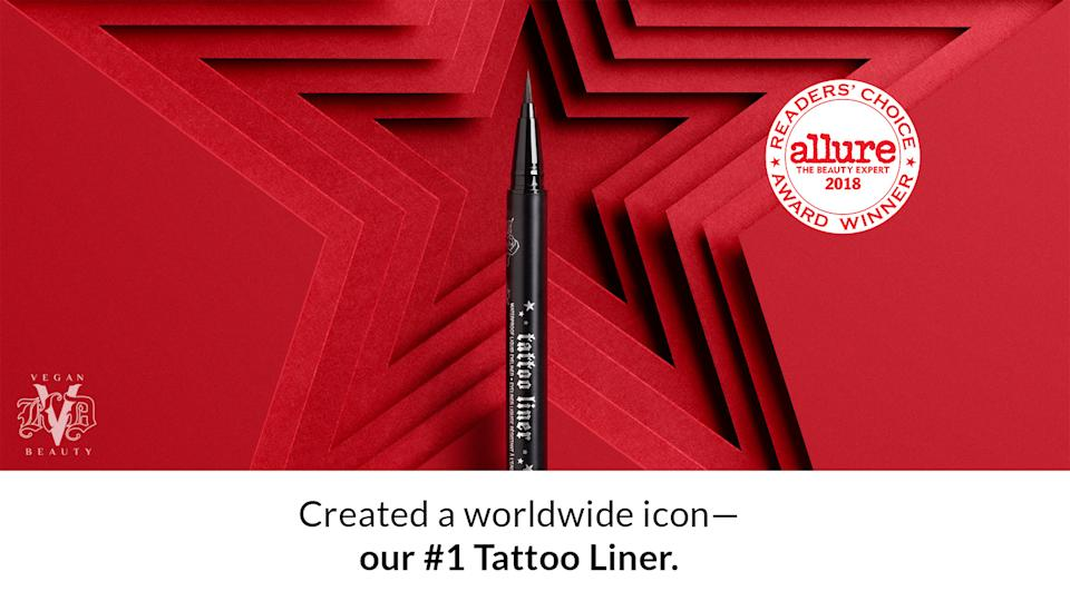 Created a worldwide icon – our #1 Tattoo Liner.